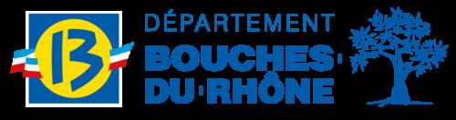 Logo département Bouche du Rhône