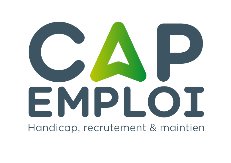 Logo Heda Cap Emploi. Handicap, recrutement & maintien